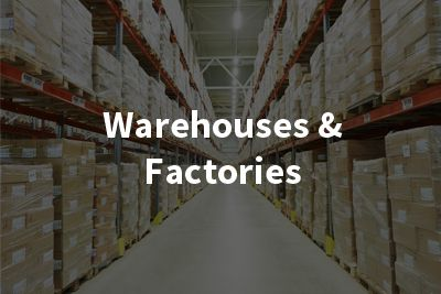 Warehouse and factories pest control